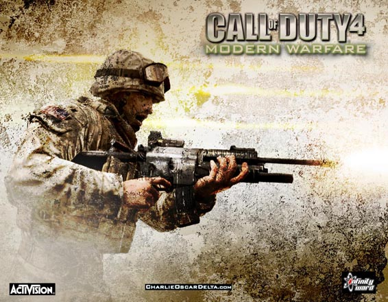 Call of Duty: Modern Warfare 2, best game ever!