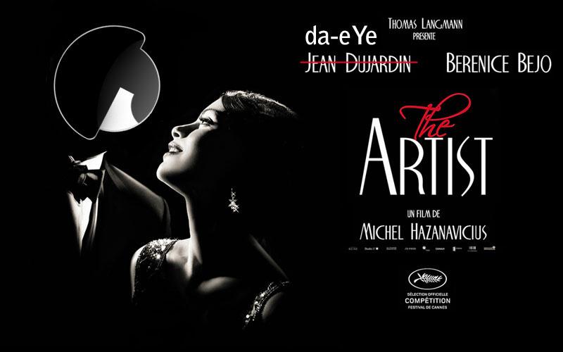 da-eYe celebrates French silent movie The Artist
