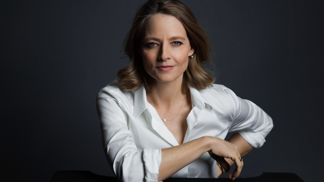 Jodie Foster, Honorary Palme d'or of the 74th Festival de Cannes