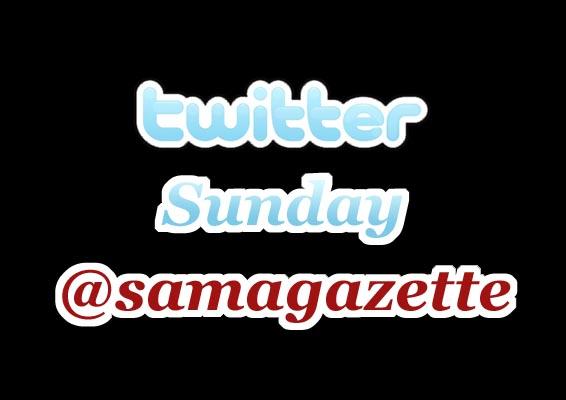 Twitter Sunday: Favorites Tweets @...
